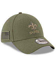 New Era New Orleans Saints Salute To Service 39THIRTY Cap