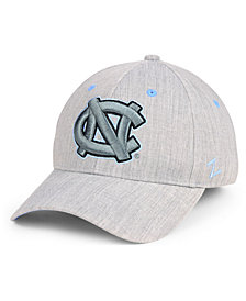 Zephyr North Carolina Tar Heels Tailored Flex Stretch Fitted Cap