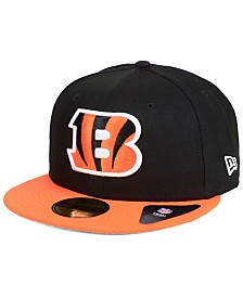 New Era Cincinnati Bengals Team Basic 59FIFTY Fitted Cap