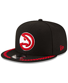 New Era Atlanta Hawks Destroyer 9FIFTY Snapback Cap