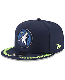 New Era Minnesota Timberwolves Destroyer 9FIFTY Snapback Cap