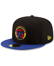 New Era Golden State Warriors Dark City Combo 59FIFTY FITTED Cap