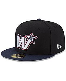 New Era Washington Wizards Dark City Combo 59FIFTY FITTED Cap