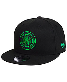 New Era Boston Celtics Circular 9FIFTY Snapback Cap