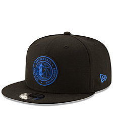 New Era Dallas Mavericks Circular 9FIFTY Snapback Cap