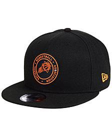 New Era Phoenix Suns Circular 9FIFTY Snapback Cap