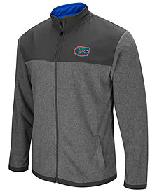 Colosseum Men's Florida Gators Full-Zip Fleece Jacket