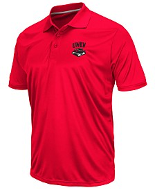 Colosseum Men's UNLV Runnin Rebels Short Sleeve Polo