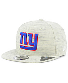 New Era New York Giants Luxe Gray 9FIFTY Snapback Cap