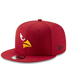 New Era Arizona Cardinals Logo Elements Collection 9FIFTY Snapback Cap