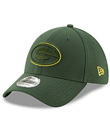 New Era Green Bay Packers Logo Elements Collection 39THIRTY Cap
