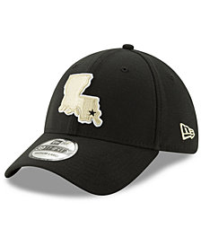 New Era New Orleans Saints Logo Elements Collection 39THIRTY Cap