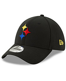 New Era Pittsburgh Steelers Logo Elements Collection 39THIRTY Cap