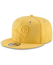 New Era Los Angeles Rams Tonal Heat 9FIFTY Snapback Cap