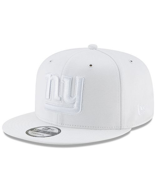 7df070250daf45 New Era New York Giants Tonal Heat 9FIFTY Snapback Cap & Reviews ...