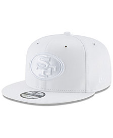 New Era San Francisco 49ers Tonal Heat 9FIFTY Snapback Cap