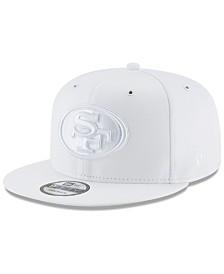 New Era San Francisco 49ers Tonal Heat 9FIFTY Snapback Cap