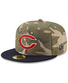 New Era Chicago Bears Vintage Camo 59FIFTY FITTED Cap