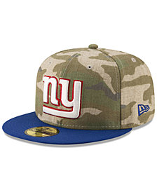 New Era New York Giants Vintage Camo 59FIFTY FITTED Cap