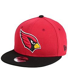 Boys' Arizona Cardinals Two Tone 9FIFTY Snapback Cap