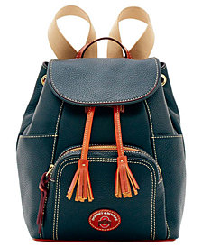 Dooney & Bourke Ohio State Buckeyes Pebble Murphy Backpack