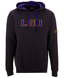 Colosseum Men's LSU Tigers Big Logo Hoodie