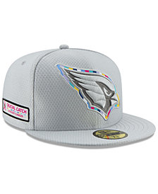 New Era Arizona Cardinals Crucial Catch 59FIFTY FITTED Cap