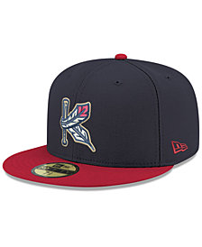 New Era Kinston Indians 2001 Capsule 59FIFTY FITTED Cap