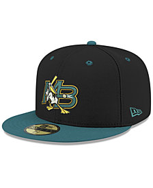 New Era Myrtle Beach Pelicans 2001 Capsule 59FIFTY FITTED Cap
