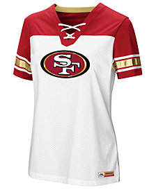 Majestic Women's San Francisco 49ers Draft Me T-Shirt 2018