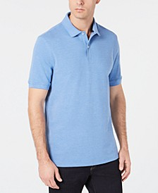 Men's Classic Fit Performance Stretch Polo, Created for Macy's