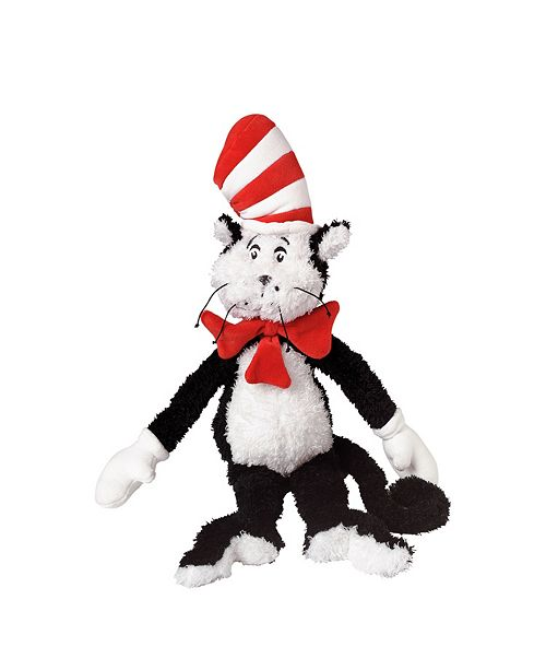 Manhattan Toy Company Manhattan Toy Dr. Seuss Cat In The Hat 20 Inch Soft Plush Toy