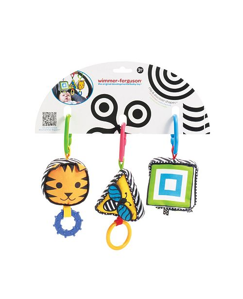 Manhattan Toy Company Manhattan Toy Wimmer Ferguson Clip And Discover Shapes Toy