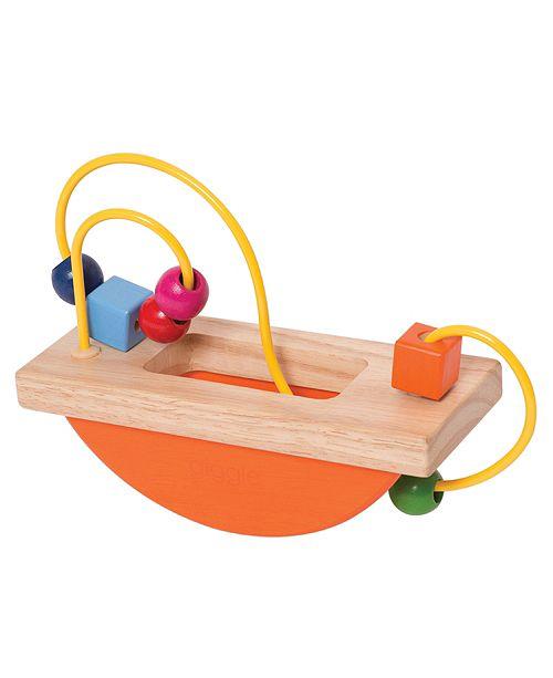 Manhattan Toy Company Manhattan Toy Wooden Bead Maze Run Baby