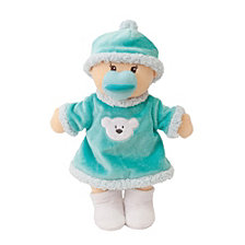 Manhattan Toy Wee Baby Stella Snow Day 12 Inch Soft Baby Doll