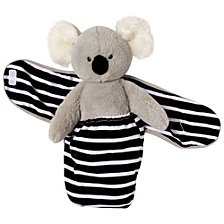 Manhattan Toy Swaddle Baby Koala Accessory