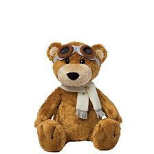 Manhattan Toy Aviator Bear Stuffed Animal