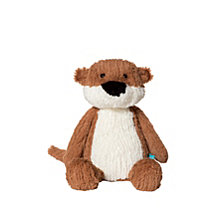 Manhattan Toy Adorables Tallulah Otter Stuffed Animal