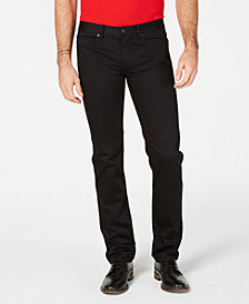 HUGO Men's Slim-Fit Stretch Jeans