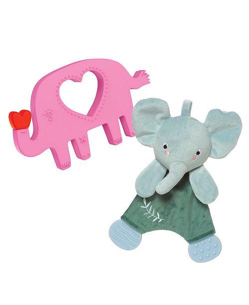 Manhattan Toy Company Manhattan Toy Safari Elephant Lovie And