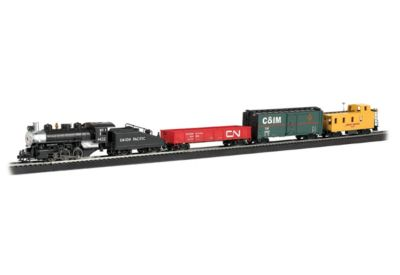 Bachmann Trains Pacific Flyer Ho Scale Ready To Run Electric Train Set