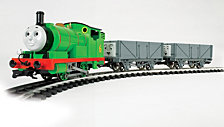 Bachmann Trains Thomas And Friends Percy And The Troublesome Trucks Large G Scale Ready To Run Electric Train Set