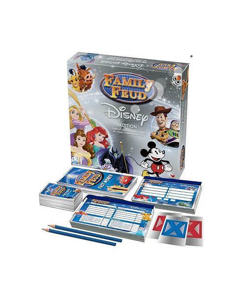 Cardinal Games Disney Family Feud Board Game
