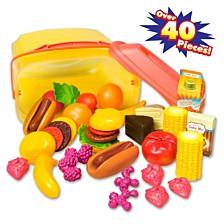 Cook N Kitchens Gourmet Food Bucket 40 Pc Set