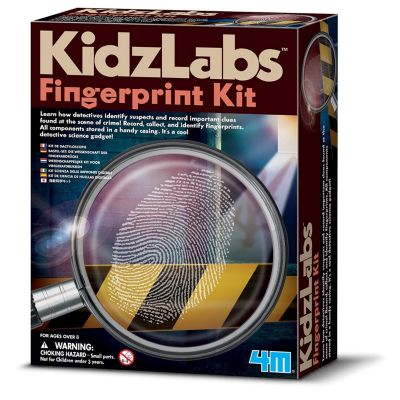 4M Fingerprint Craft Kit