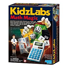 Kidzlabs Math Magic Puzzles And Games