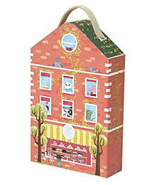 Krooom Bunny Bakery Travel Set