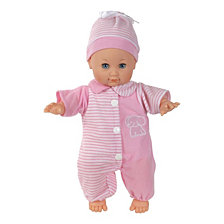 Toysmith Deluxe Baby Ensemble 11.5 Inch Doll Playset