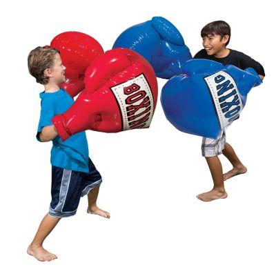 Banzai Kids Inflatable Mega Boxing Gloves