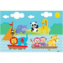 Tcg Toys Fisher Price Memory Foam 2 Sided Jumbo Gelli Mat Play Mat
